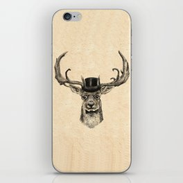 Mr Deer iPhone Skin