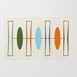Mid-Century Modern Art 1.2 Rug