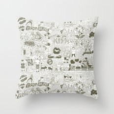 Love Stories Throw Pillow