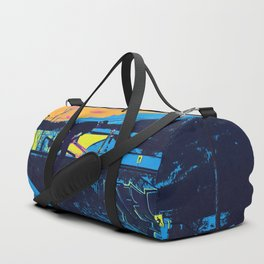 Tail Whip Scooter Stunt Duffle Bag