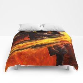 Roy Mustang Comforters