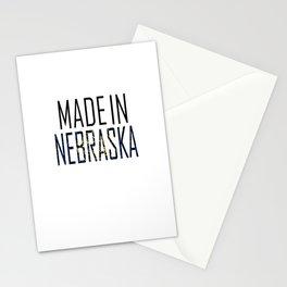 Made In Nebraska Stationery Cards