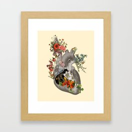 Nature's Heart Framed Art Print