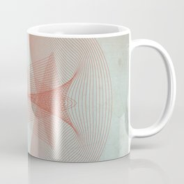Abstract Scene - Sun Coffee Mug