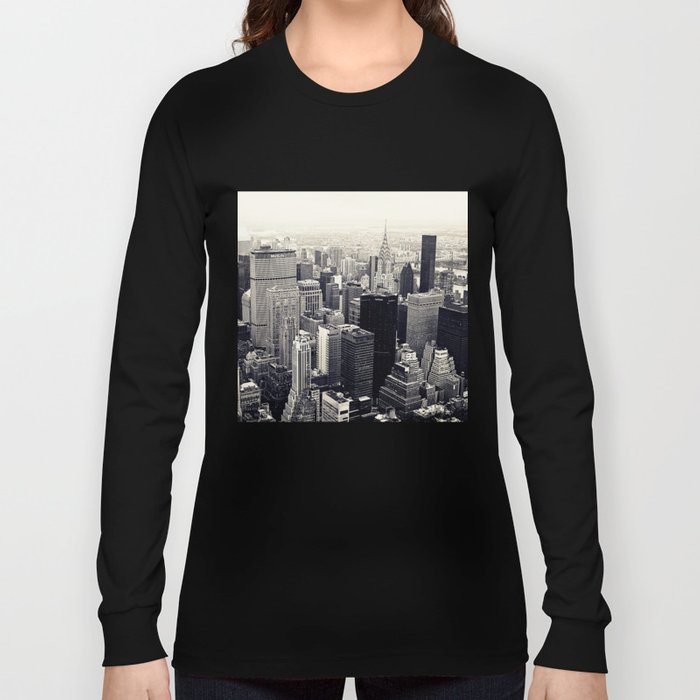 tribute to NYC Long Sleeve T-shirt