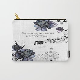 Fashion Melting Pot Carry-All Pouch