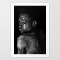 The Beautiful Struggle #2 Art Print