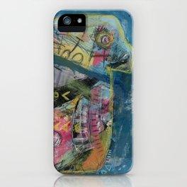 Owl of Freedom iPhone Case