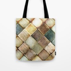 diamond path Tote Bag