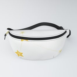 Zodiac Constellation Cancer Astrologist Or Predictor Gift Fanny Pack