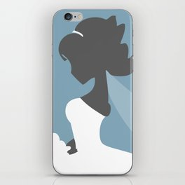 Bride's Day iPhone Skin