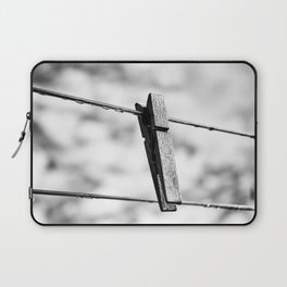 No Laundry Today Laptop Sleeve