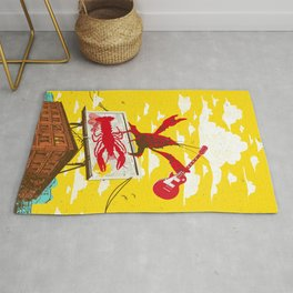 CRAWFISH BOIL II Rug