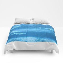 Ocean Blue Beluga Pairs Version 2 Comforters