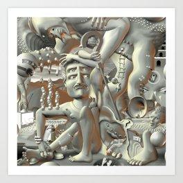 tormentia Art Print