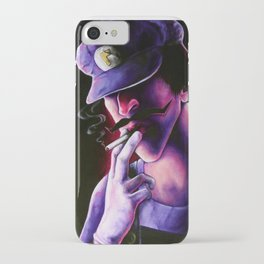 Waluigi iPhone Case