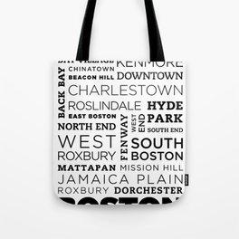 City of Neighborhoods - II Tote Bag