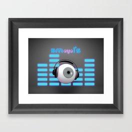 SMeyeL's Framed Art Print
