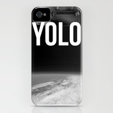 Felix Baumgartner YOLO iPhone (4, 4s) Slim Case
