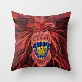 aBOMBminable Throw Pillow