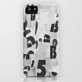 Abstract pattern 51 iPhone Case