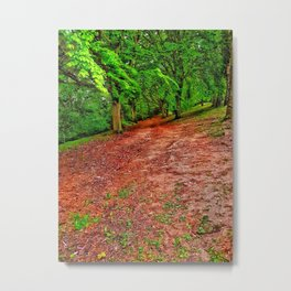 In Trees I Trust Metal Print