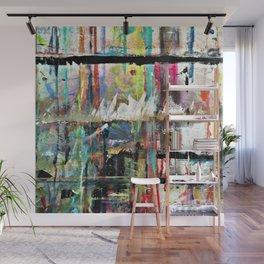 Colorful Bohemian Abstract 3 Wall Mural