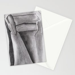 Two Women at a Window Stationery Cards