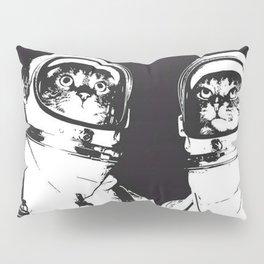 astronaut cats Pillow Sham