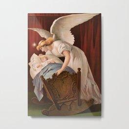 The Angel's Whisper, 1894 Metal Print
