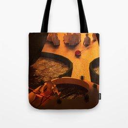 FISHIN' HOLE Tote Bag