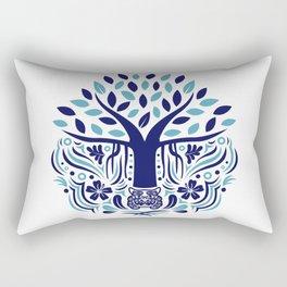 Gajumaru Rectangular Pillow