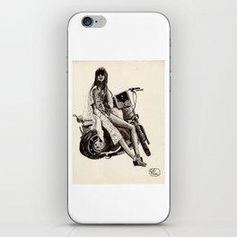 A Cheetah's Freedom iPhone Skin