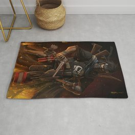 The Punisher Rug
