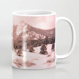 Flatirons (Velvia 100F) Coffee Mug