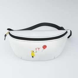 IT clown Pennywise Fanny Pack