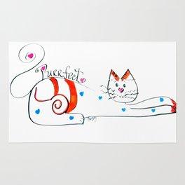 Cat Whimsey Rug