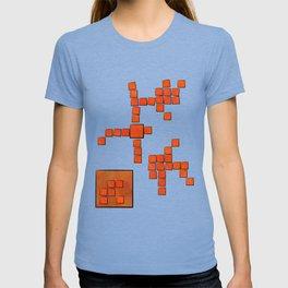 Elsemphiros - mosaic world T-shirt