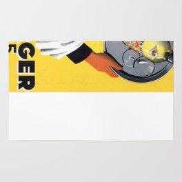 Vintage poster - Berger Rug