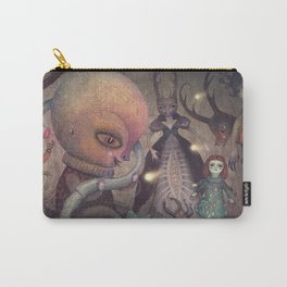 Welcoming the Omniscient Ones Carry-All Pouch