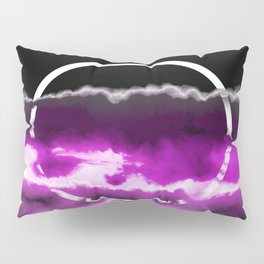 Reflections in Purple Pillow Sham