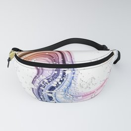 COLOR SPLASH Fanny Pack