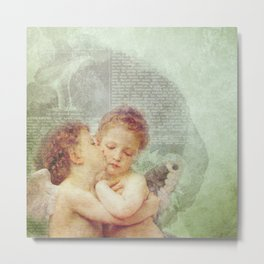 Angel memories Metal Print