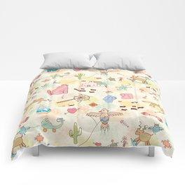 Southwest Baby Comforters