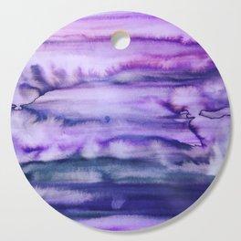 Power Purple Cutting Board