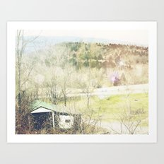 Untitled. Enter to WIN! Art Print