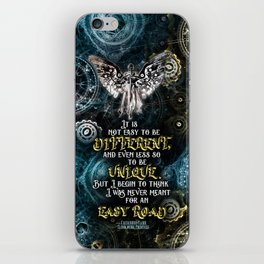 Infernal Devices - Easy Road iPhone Skin