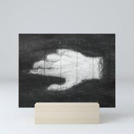 Severed Hand Mini Art Print