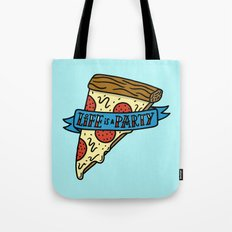 Life is a Pizza Party Tote Bag