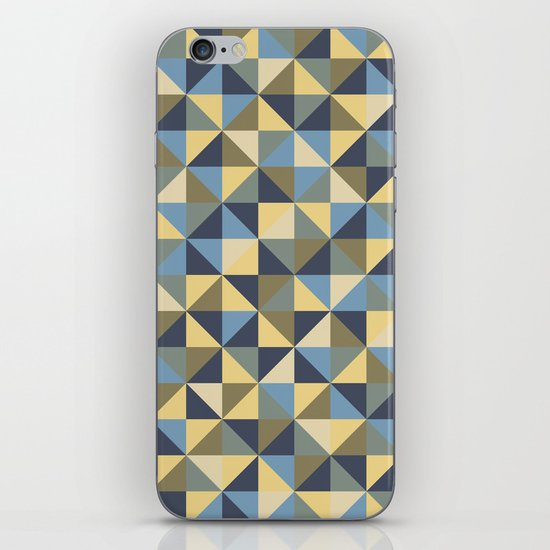 Shapes 003 ver 2 iPhone & iPod Skin